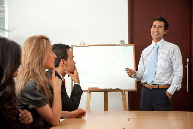 Riversdown Executive Seminar Management Training