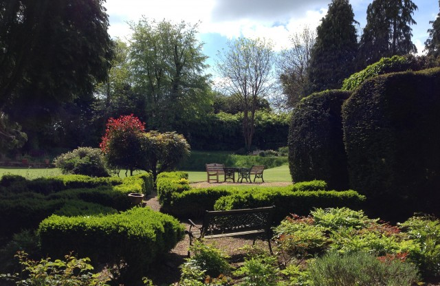 Riversdown House gardens