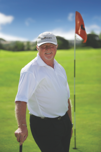 John Harris Riversdown PGA Golf Professional