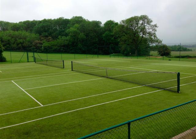 Riversdown Tennis Courts