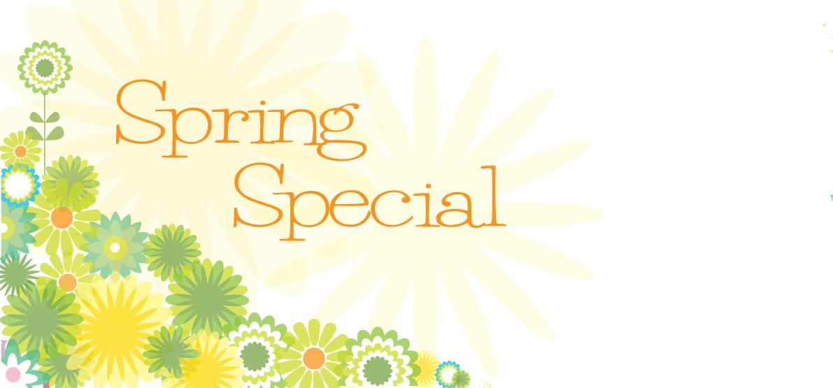 RDH Spring Special