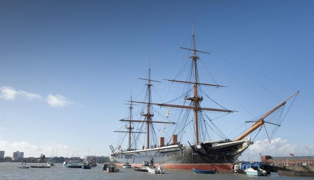 Portsmouth listed in the World's Top Holiday Destinations